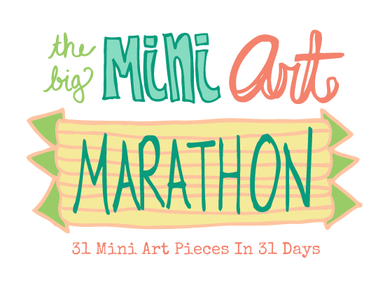 the big MINI ART MARATHON!
