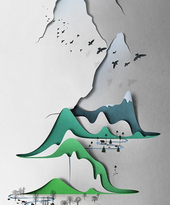 Inspirational Images Friday {Vertical Landscape}