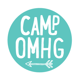 Camp OMHG Badge