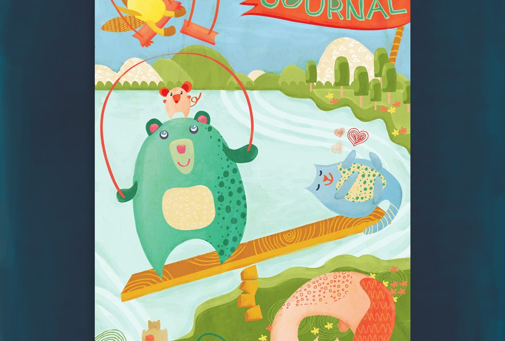 Playground Journal Cover