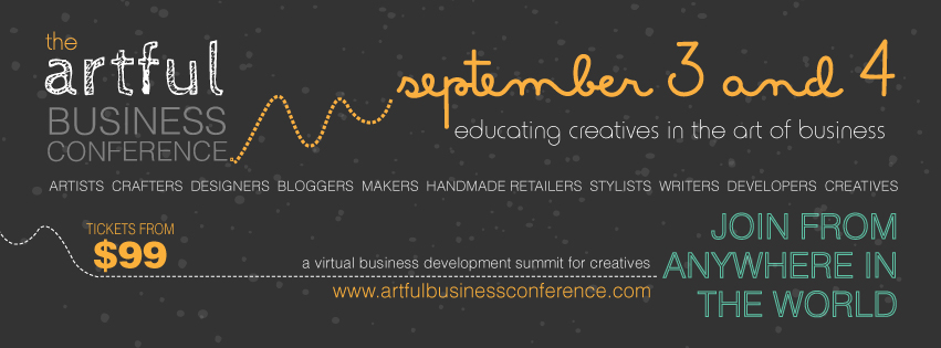The Artful Business Conference – Guest Post By Elle Roberts