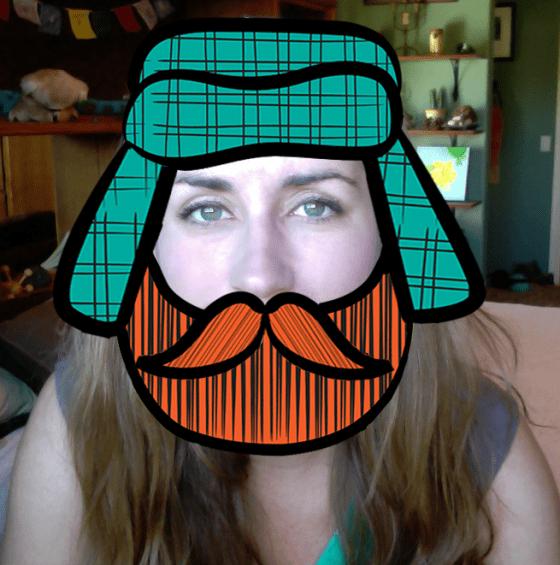 Lumberjack Beard and Hat Make Yourself a lumberjack