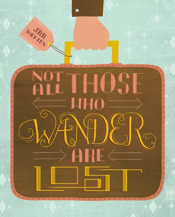 Wander by Angela Navarra