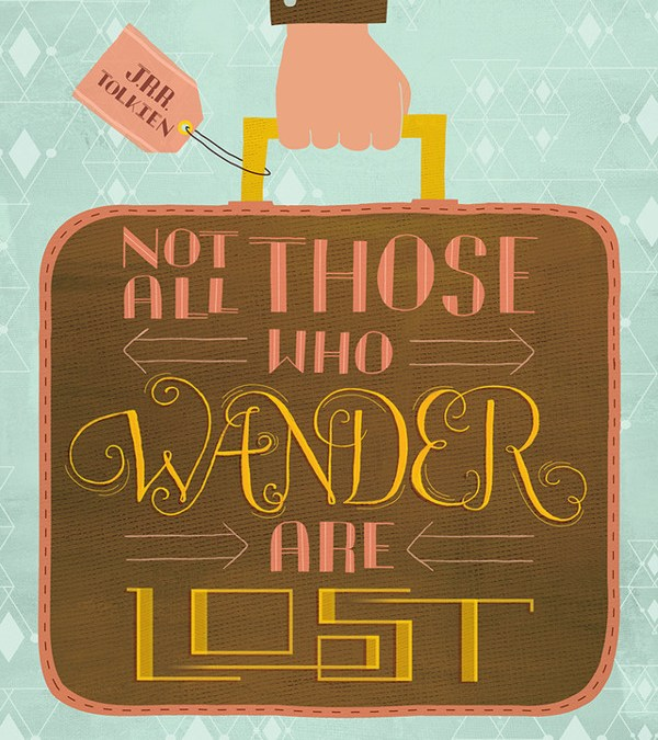 Inspirational Image Friday {Wander}
