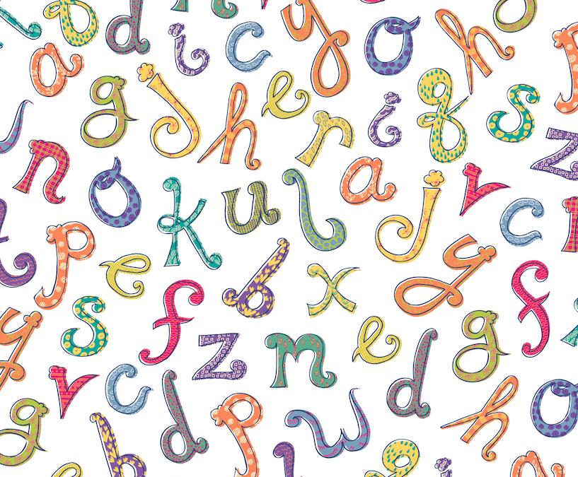 Alphabetastic Pattern