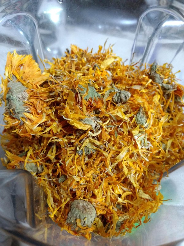 Calendula Oil - Calendula Officianalis Infused Herbal Oil