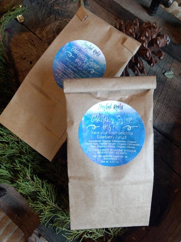 elderberry syrup DIY kits