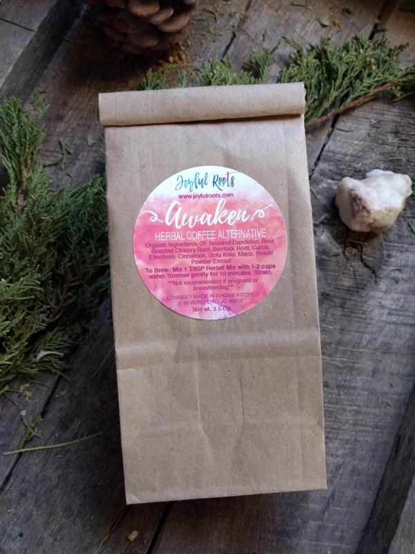 Awake Herbal Coffee Alternative Adaptogen