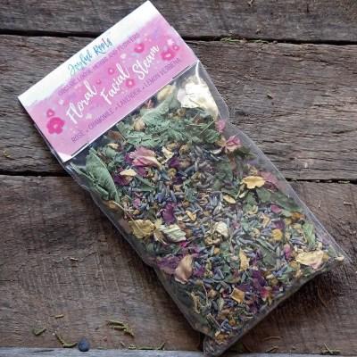 Floral Face Steam Lavender Lemon Verbena Rose And Chamomile