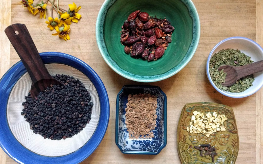 OTHER WAYS TO ELDERBERRY – LET'S MAKE AN OXYMEL