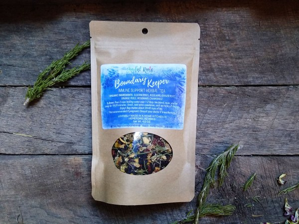 Boundary Keeper Immune Support Tea