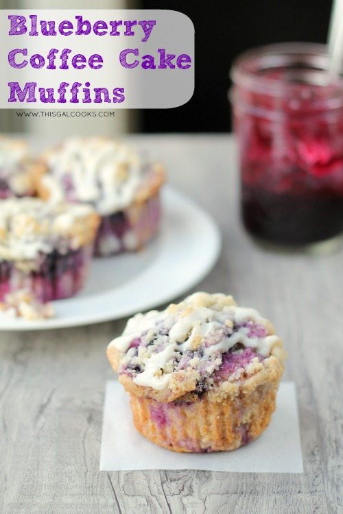 Espresso Coffee Cake Muffins Recipe — Dishmaps