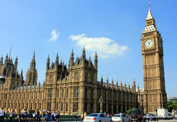 Big Ben and Houses of Parliment