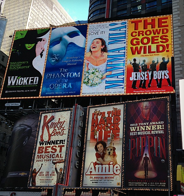 #broadway shows