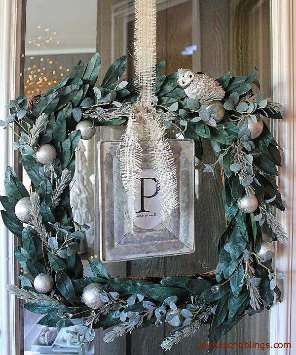 #Christmas wreath