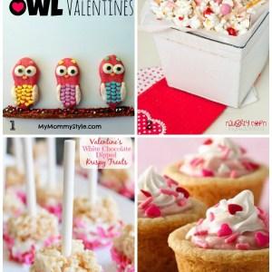 #Valentine's Day Treats
