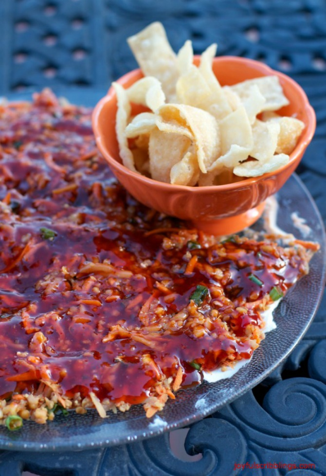 sweet & sour chinese dip
