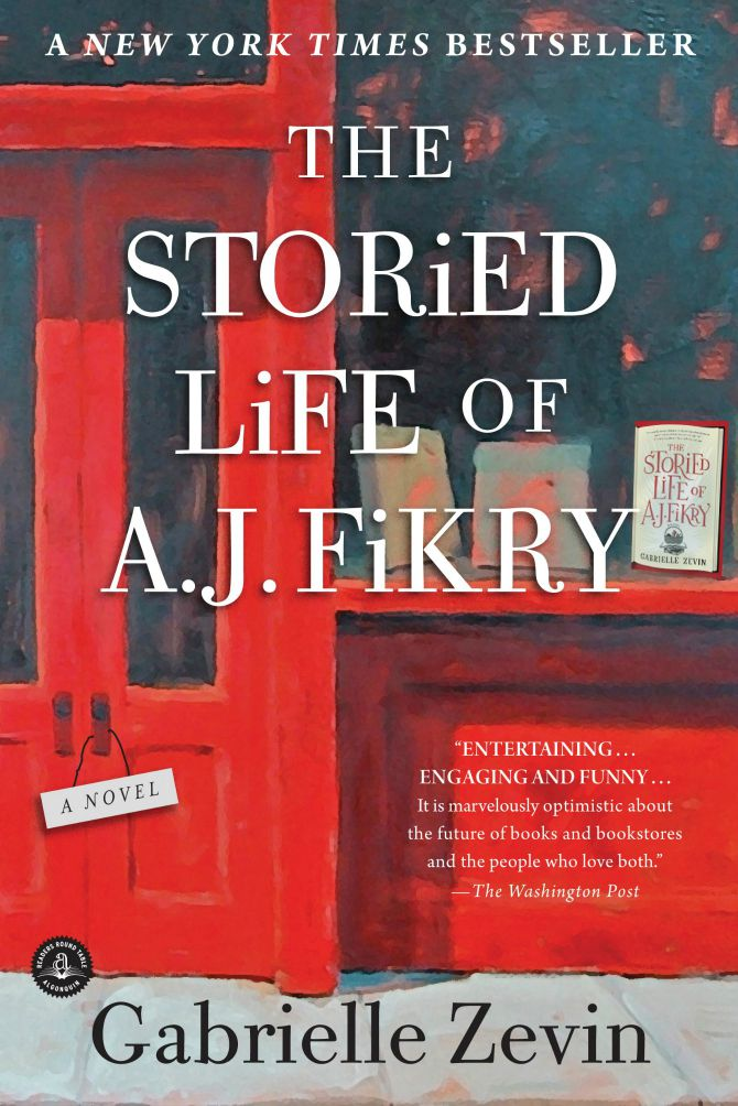 The Storied Life of A.J. Fiery