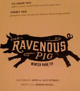 One of the unique gastropubs in the area with a changing menu that offers daily specials. Reversations recommended.