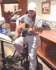Dany Morgan at South Seas Resort