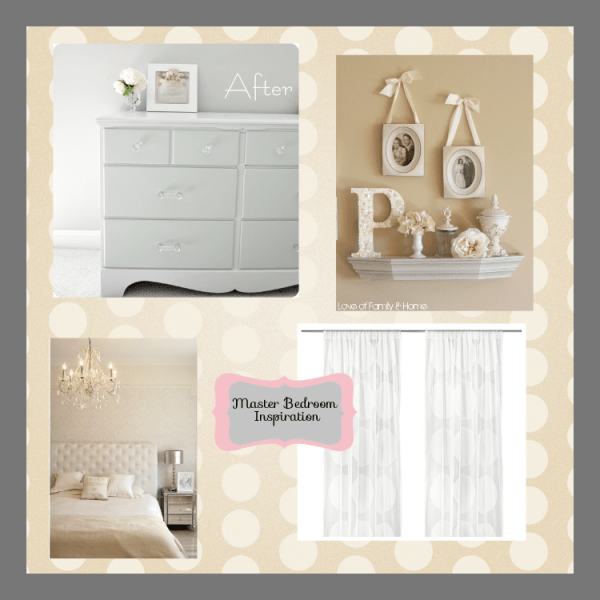 inspiration board masterbed