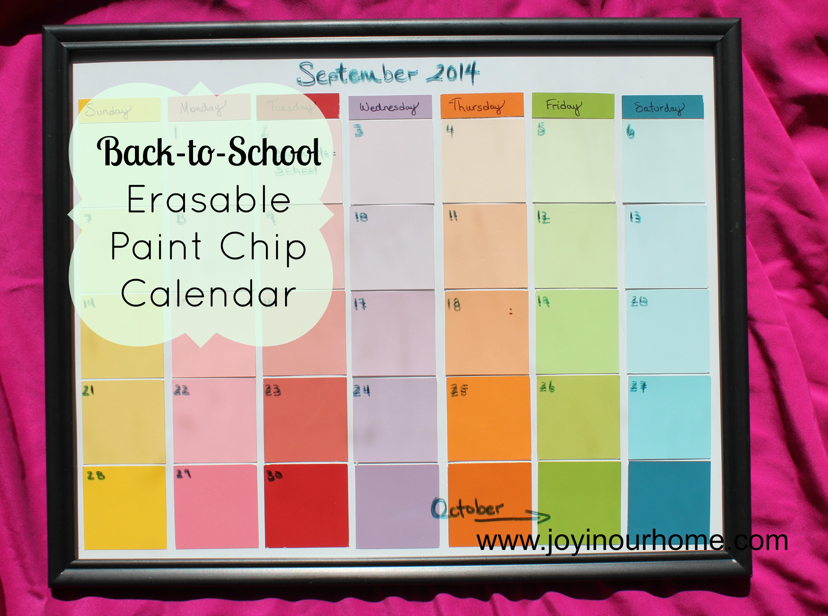 how to make a calendar for school Kenicandlecomfortzonecom