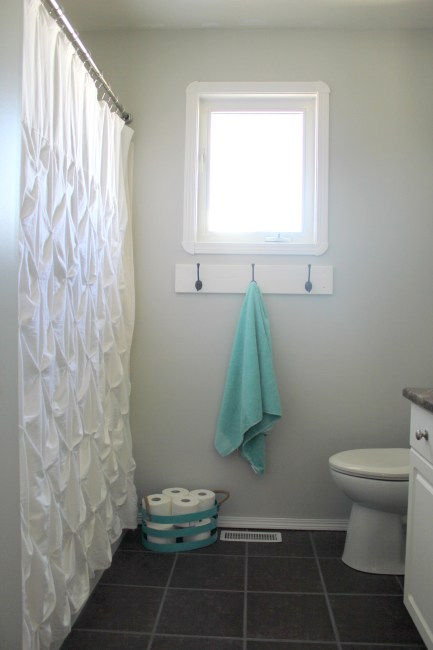 Master Bathroom Reveal by www.joyinourhome.com