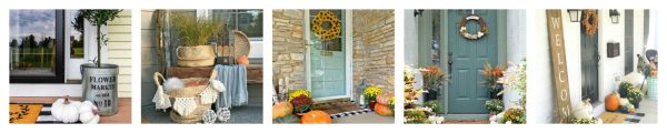 front-porch-collage-1200x240 Fall Inspired Outdoor Tablescape Decorating DIY Fall