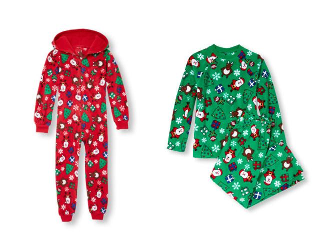 Christmas Pajamas For Boys Joy In The Works