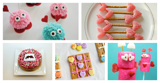 Valentines Day Food Crafts For Kids Joy In The Works