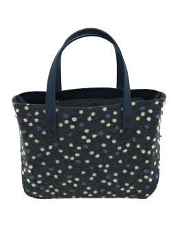 Joy-borse-componibili-vegan-made-in-italy-erika-blu-pois-blu-material