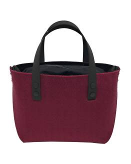 Joy-borse-componibili-vegan-made-in-italy-erika-nero-louisiana-rosso-material