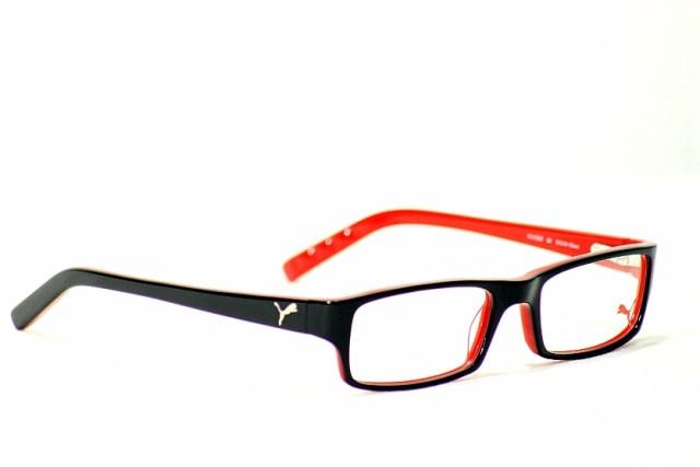 bdc63ea4d00f Puma Eyegl Pu15330 Pu 15330 Bl Black Optical Frame
