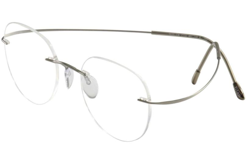 6847e69f5b7f Silhouette Eyegl Tma Must Collection Chassis 5515 Rimless