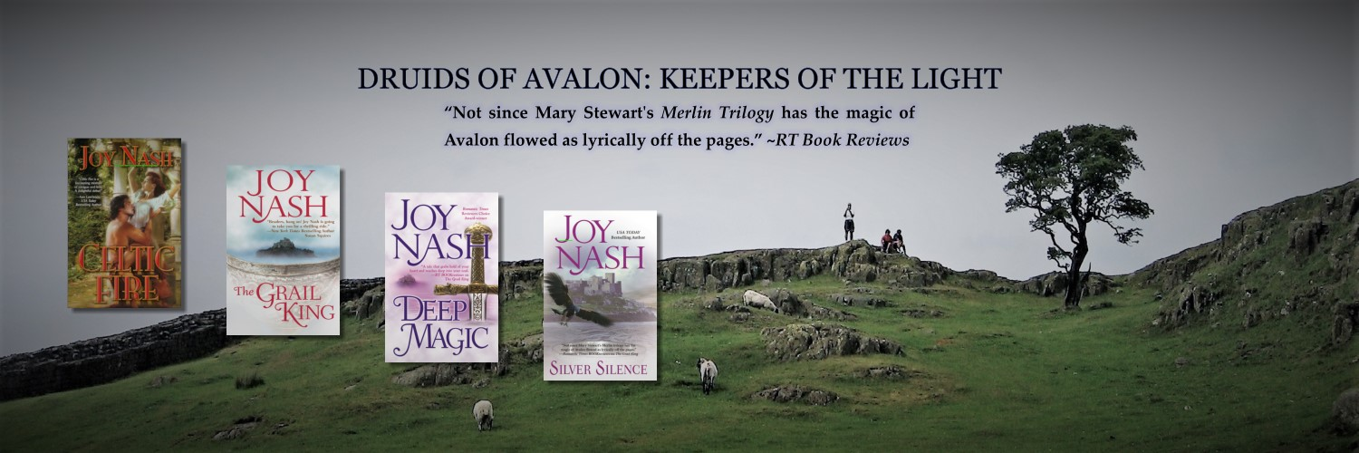 Druids of Avalon Series