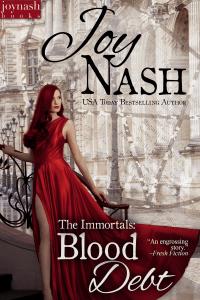 Blood Debt (Immortals)