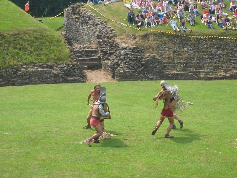 Isca Silurum Gladiators