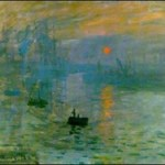 Sunrise, Monet