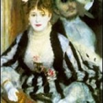 The Theater Box, Renoir