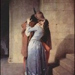 The Kiss, Hayez