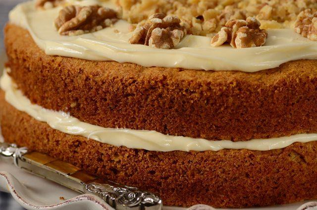 Carrot Cake Recipe Amp Video Joyofbaking Com Video Recipe