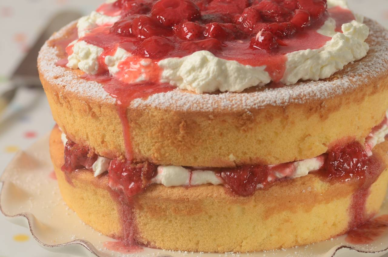 Healthy Apple Cake Recipe