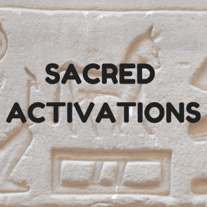 Sacred Activations