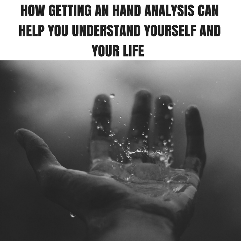 How getting an hand analysis can help you understand yourself and your life