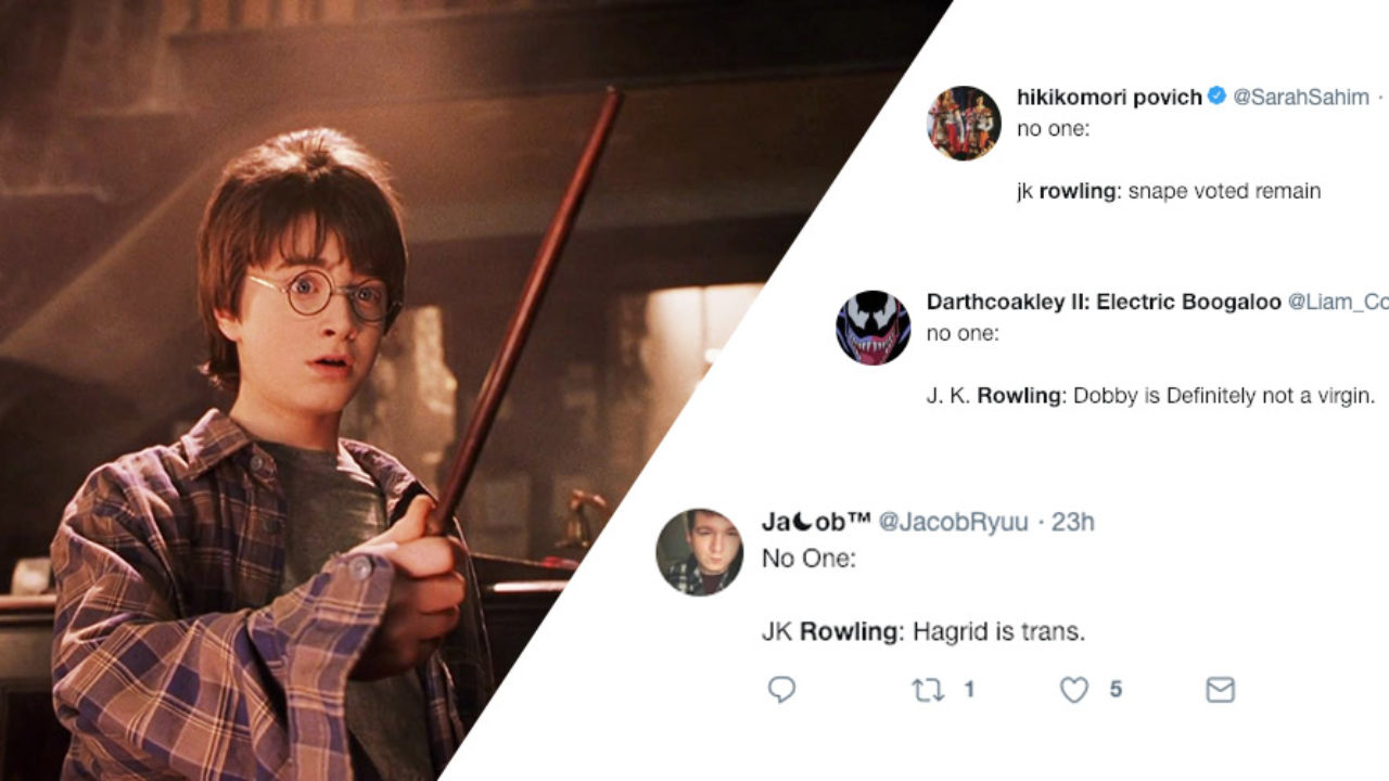 The Best Jk Rowling Memes Memedroid