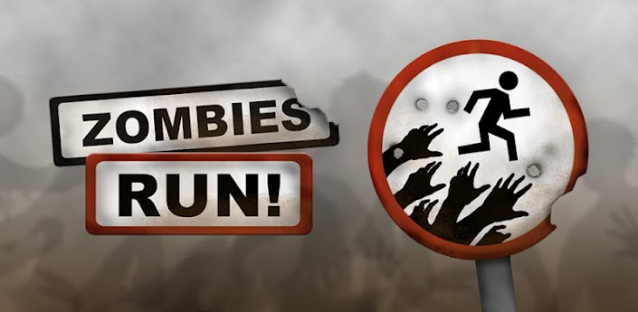 zombies run fitness game