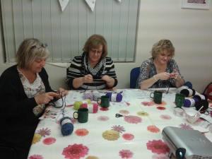 myboshi crochet beanie workshop