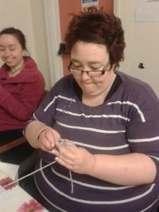 Joy To Make crochet workshop