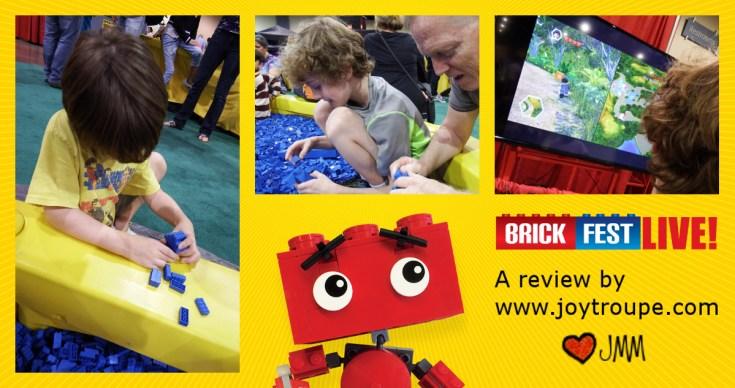 Brick Fest Live Review