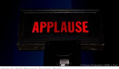 'APPLAUSE' photo (c) 2009, Princess Theater - license: http://creativecommons.org/licenses/by/2.0/